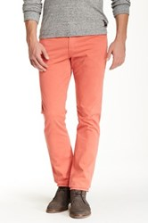 Ag Jeans Graduate Tailored Leg Pant Orange
