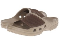 Crocs Yukon Mesa Slide Khaki Espresso Men's Slide Shoes