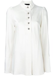 Proenza Schouler Longsleeved Blouse Nude And Neutrals