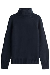 Iris Von Arnim Virgin Wool Turtleneck With Cashmere Gr. M