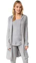 Splendid Solstice Robe Medium Marled Heather