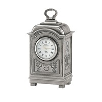 Royal Selangor Inspired V And A Carriage Clock