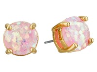 Kate Spade Small Round Stud Pale Pink Earring