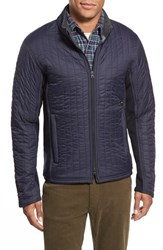 Men's Relwen 'Vertical Insulator' Quilted Shell Jacket Navy