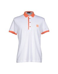 Dirk Bikkembergs Topwear Polo Shirts Men