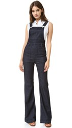 Ag Jeans The Lolita High Rise Overall Flare Jean Cutie