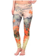 Free Fly Graphic Leggings Free Fly Women's Casual Pants Multi
