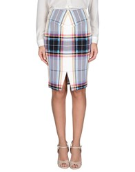Finders Keepers Skirts Knee Length Skirts Women Lilac