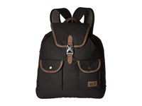 Jack Wolfskin Woodford 20 Black Backpack Bags