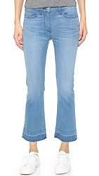 3X1 W2.5 Crop Baby Boot Cut Jeans Siros