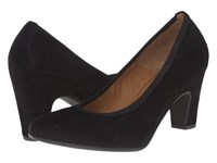 Gabor 35.370 Black Samtchevreau High Heels