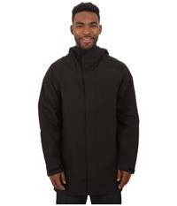The North Face El Misti Trench Coat Tnf Black Men's Coat
