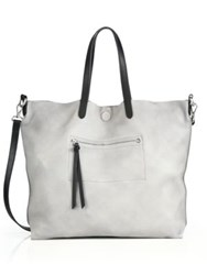 Linea Pelle Hunter Tote White