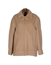 Woodwood Jackets Beige