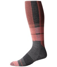 Fox River Whitecap Ul Pink Crew Cut Socks Shoes