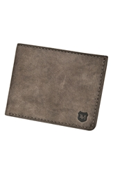 Andrew Marc New York 'Grove' Slimfold Wallet Charcoal