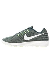 Nike Performance Lunartempo 2 Neutral Running Shoes Seaweed Summit White Green Glow Ghost Green Dark Green