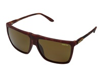 Smith Optics Cornice Matte Tortoise Polar Brown Carbonic Tlt Lenses Plastic Frame Fashion Sunglasses