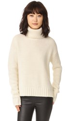 A.L.C. Jake Sweater White