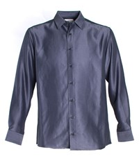 Double Two Casual Shirt Charcoal