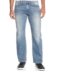 Guess Relaxed Fit Retribution Wash Jeans