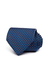 Bloomingdale's The Men's Store At Open Circle Neat Classic Tie Navy