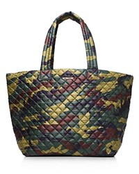 M Z Wallace Mz Wallace Large Metro Tote Quilted Camo