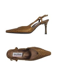 Valleverde Footwear Courts Women Bronze
