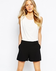 Wal G 2In 1 Playsuit Blackwhite
