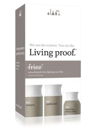 Living Proof No Frizz Travel Kit No Color
