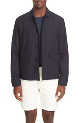 Norse Projects Men's 'Tyge' Lightweight Cotton Poplin Jacket