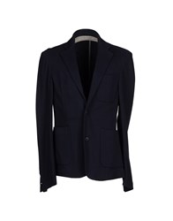 Ermanno Ermanno Scervino Suits And Jackets Blazers Men Dark Blue