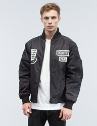 Pam P.A.M. Psilocybe Patched Bomber Jacket