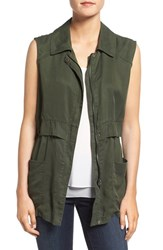 Cupcakes And Cashmere Women's 'Adison' Soft Utility Vest