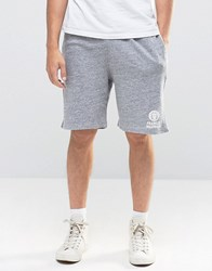 Franklin And Marshall Jersey Shorts Sport Grey Blue