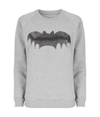 Zoe Karssen Bat Sweater Light Grey