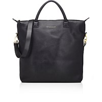 Want Les Essentiels Women's O'hare Shopper Tote Black Blue Black Blue