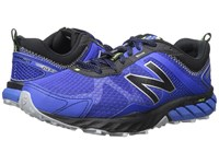 New Balance T610v5 Pacific Black Men's Running Shoes Blue