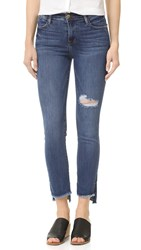 Frame Le High Straight Jeans Charlotte