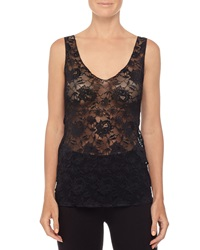 Cosabella Never Say Never Lace Camisole Black