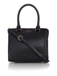 Paul's Boutique The Trinity Collection Black Small Tote Black
