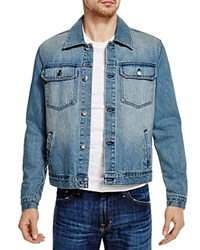 Blk Dnm Denim Jacket Tinton Blue