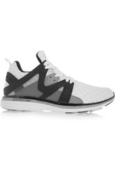 Athletic Propulsion Labs Ascend Mesh And Rubber Sneakers White