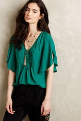 Maeve Fluttered Maya Blouse