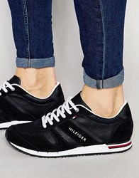 Tommy Hilfiger Maxwell Runner Trainers Blue