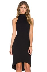 Saint Grace Kaya Dress Black