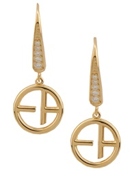 Emporio Armani Earrings Gold