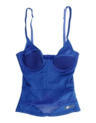 Just Cavalli Underwear Bustiers Bright Blue