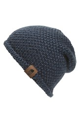 The North Face Women's Knit Beanie Blue Urban Navy