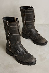 Anthropologie Kelsi Dagger Brooklyn Moore Boots Distressed